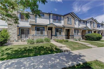 Fort Collins Condo/Townhouse Active: 2850 Kansas Drive #4