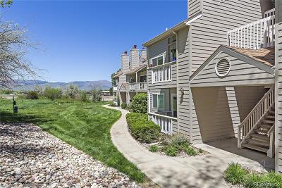 Boulder Condo/Townhouse Active: 4935 Twin Lakes Road #31