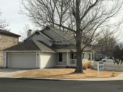 Parker Single Family Home Under Contract: 10806 Wheatfield Lane