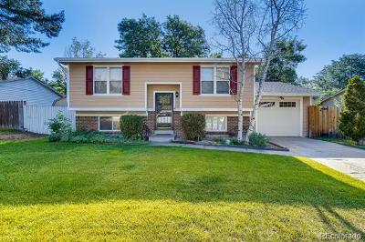 Arvada Single Family Home Active: 8410 Gray Street