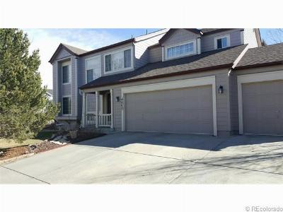 Single Family Home Sold: 4860 Golden Valley Trail