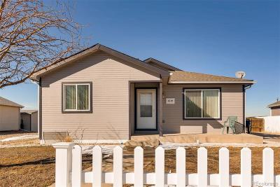 Greeley Single Family Home Under Contract: 1619 Habitat Lane