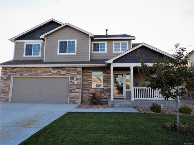 Greeley Single Family Home Active: 2121 75th Avenue