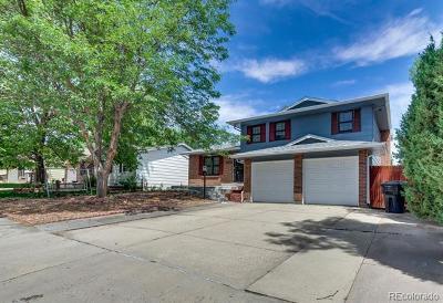 Denver Single Family Home Active: 6235 West Jefferson Avenue