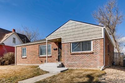Edgewater Single Family Home Active: 2437 Gray Street