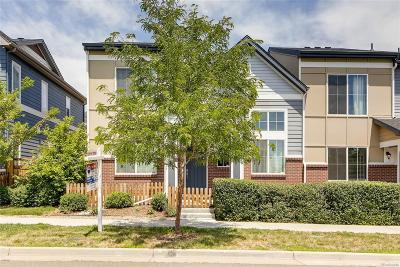 Denver Condo/Townhouse Active: 8055 East 21st Avenue
