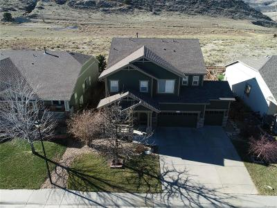 Littleton Single Family Home Under Contract: 8491 Hackamore Road
