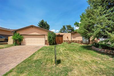 Arvada Single Family Home Active: 12091 West 67th Avenue