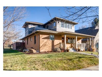 Denver Single Family Home Under Contract: 2692 Raleigh Street