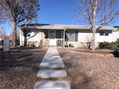 Commerce City Single Family Home Active: 4201 East 69th Avenue