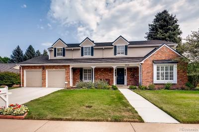 Denver Single Family Home Active: 3996 South Magnolia Way