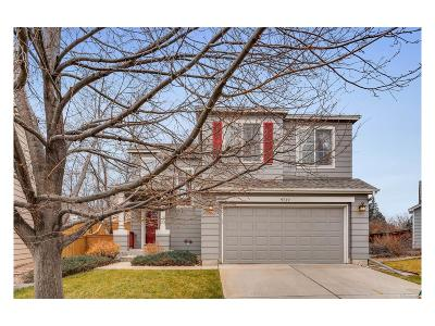 Highlands Ranch Single Family Home Under Contract: 9519 Wangaratta Court