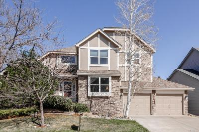 Lakewood Single Family Home Under Contract: 14252 West Evans Circle