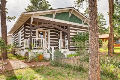 Woodland Park Single Family Home Under Contract: 202 North West Street