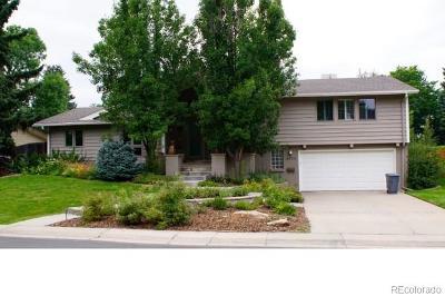 Centennial Single Family Home Under Contract: 6773 South Detroit Circle