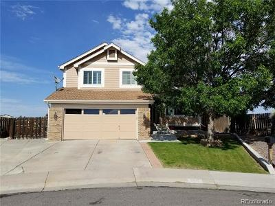 Broomfield Single Family Home Active: 8917 West 101st Avenue