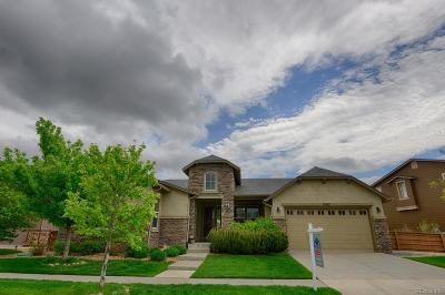 Commerce City Single Family Home Under Contract: 10912 Pagosa Street