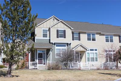 Castle Rock Condo/Townhouse Under Contract: 1518 Chimney Peak Drive