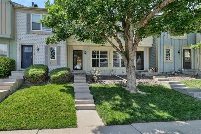 Aurora Condo/Townhouse Active: 1612 South Idalia Circle #E