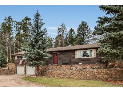 Evergreen Single Family Home Under Contract: 8937 Surrey Drive