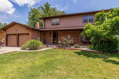 Lakewood Single Family Home Active: 2690 South Brentwood Street