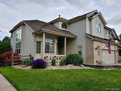 Littleton Single Family Home Active: 5702 South Johnson Street