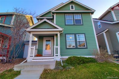 Brighton Single Family Home Under Contract: 4560 Crestone Peak Street