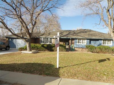 Lakewood Single Family Home Active: 10667 West 31st Place