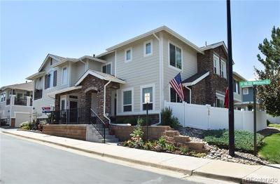 Highlands Ranch Condo/Townhouse Active: 188 Whitehaven Circle