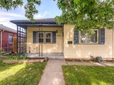 Denver Single Family Home Under Contract: 2684 South Logan Street