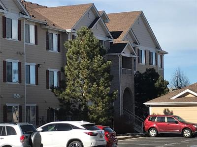 Littleton Condo/Townhouse Under Contract: 4451 South Ammons Street #4-307