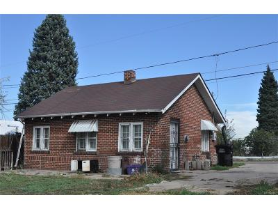 Denver Single Family Home Under Contract: 450 South Bryant Street
