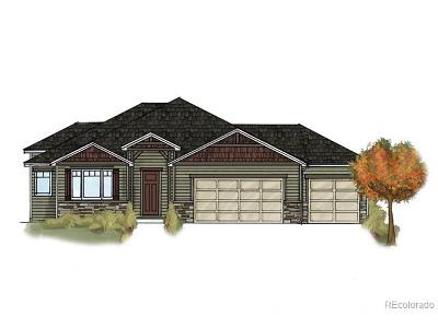 Platteville Single Family Home Active: 16486 Essex Road #Lot 145