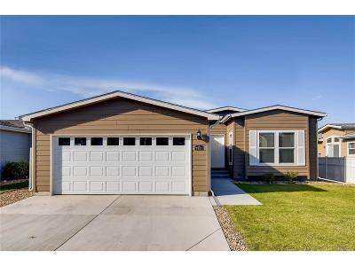 Frederick Single Family Home Active: 7811 St Vrain Drive #68