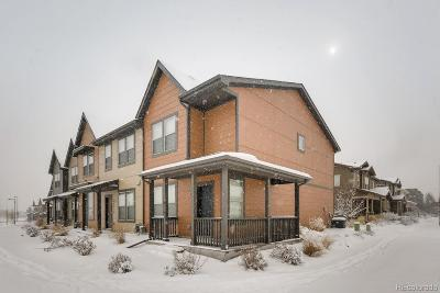 Denver Condo/Townhouse Under Contract: 8200 Martin Luther King Boulevard