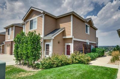 Arvada Condo/Townhouse Under Contract: 10239 West 55th Drive #201