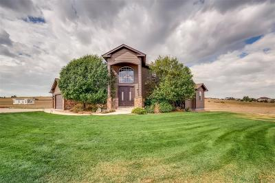 Parker Single Family Home Sold: 2505 Antelope Ridge Trl