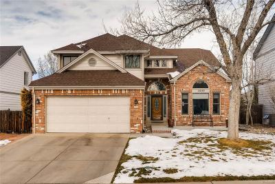 Thornton Single Family Home Under Contract: 1055 East 132nd Place