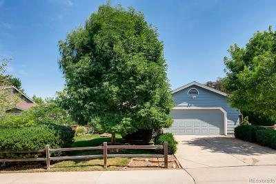 Highlands Ranch Single Family Home Active: 381 Mountain Cloud Circle