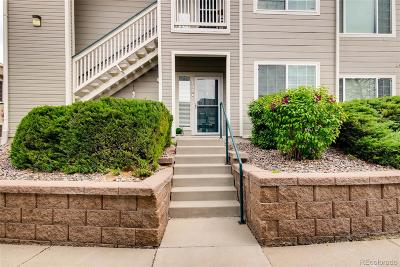 Highlands Ranch Condo/Townhouse Under Contract: 8469 Little Rock Way #102