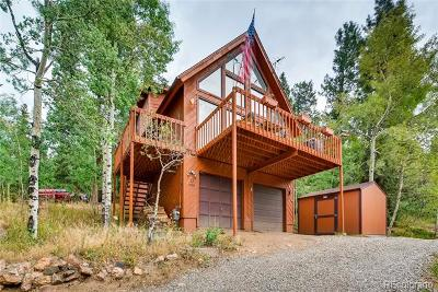 Conifer Single Family Home Active: 31562 Pike View Drive