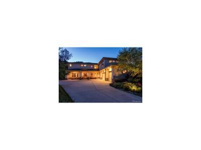 Niwot Single Family Home Active: 7237 Spring Creek Circle
