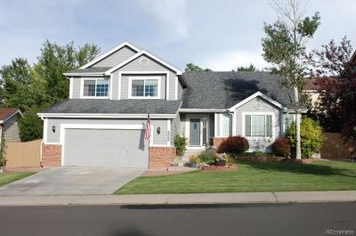 Littleton Single Family Home Under Contract: 8828 Partridge Street