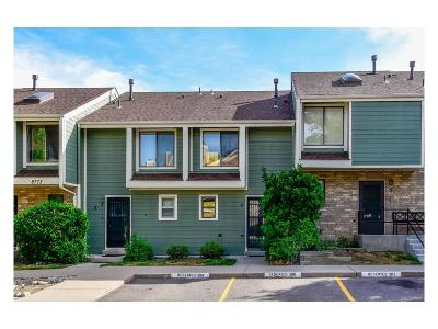 Lakewood CO Condo/Townhouse Sold: $257,000