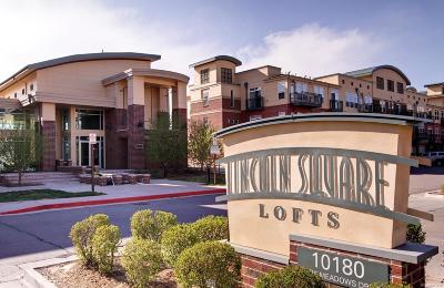 Lone Tree Condo/Townhouse Active: 10184 Park Meadows Drive #1403