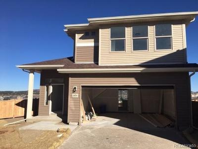 Castle Rock CO Single Family Home Active: $384,000