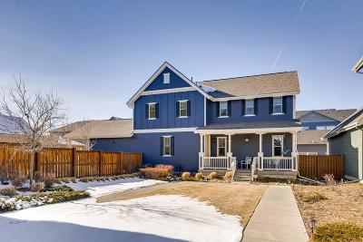 Denver Single Family Home Under Contract: 8434 East 49th Drive