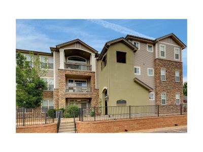 Castle Rock Condo/Townhouse Active: 1561 Olympia Circle #203