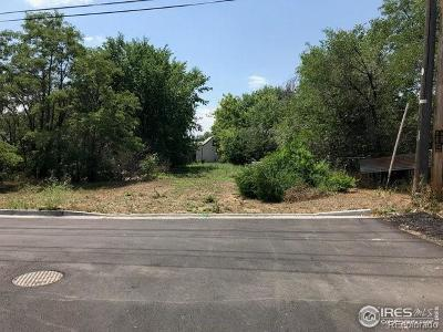 Louisville Residential Lots & Land Active: 1100 Spruce Street