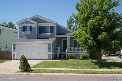 Erie Single Family Home Under Contract: 1608 Bain Drive